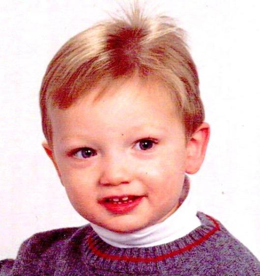 Will at age 3